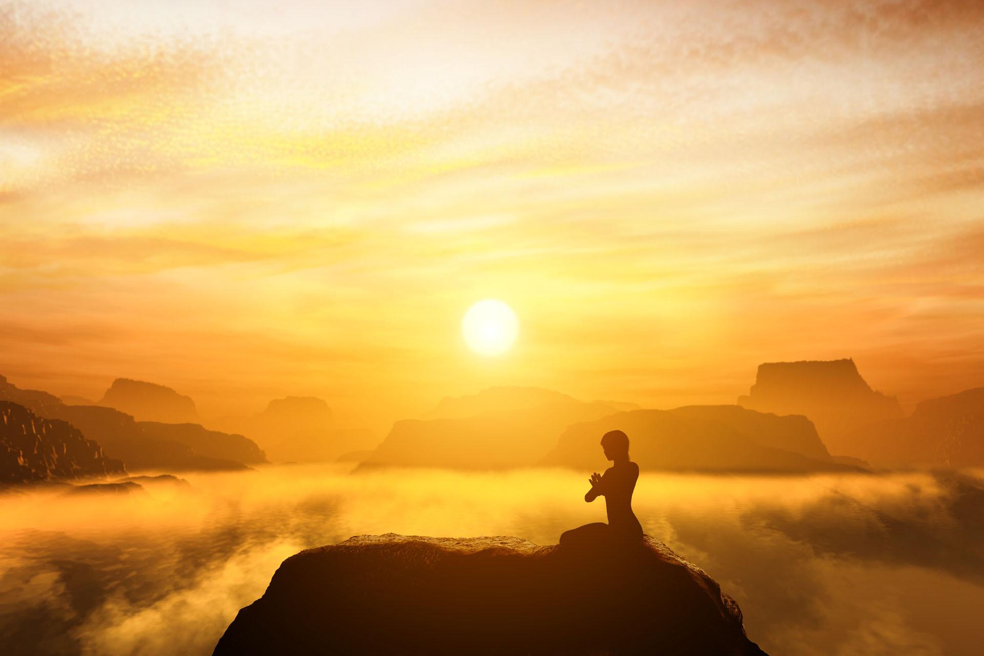 Wednesday Evening Meditation with Anna Antanies, CHt. - Ksana Meditation Center - An Open Space for Healing & Growth