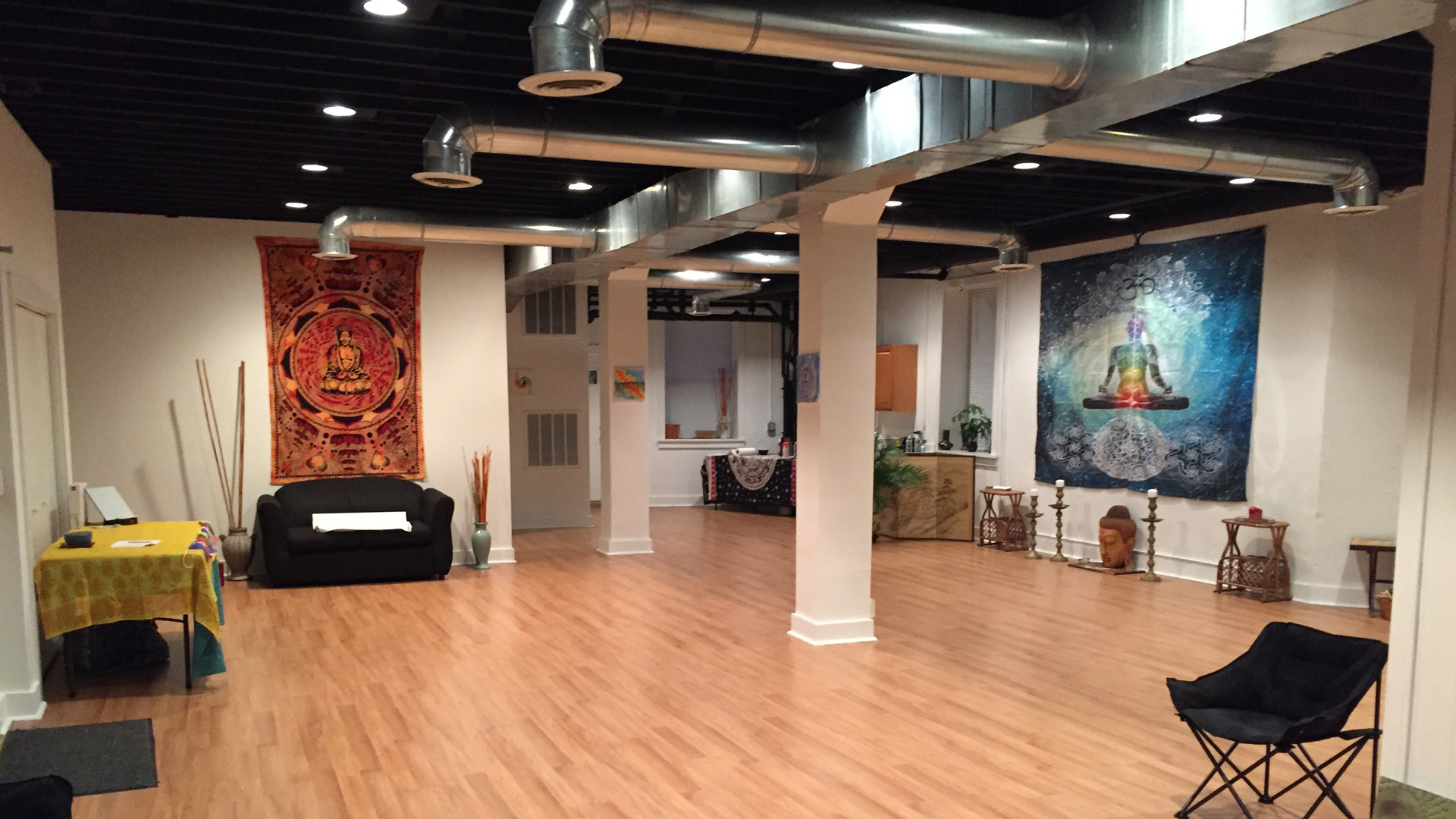 PRIVATE EVENT - Ksana Meditation Center - An Open Space for Healing & Growth